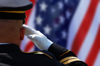 Jobs for military veterans